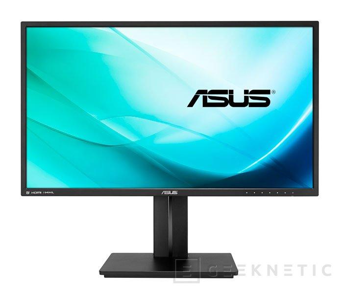 Llega a España el monitor 4K ASUS PB279Q con panel IPS, Imagen 1