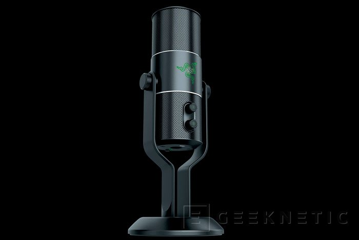Razer nos sorprende con un micrófono de estudio para jugadores, Imagen 1