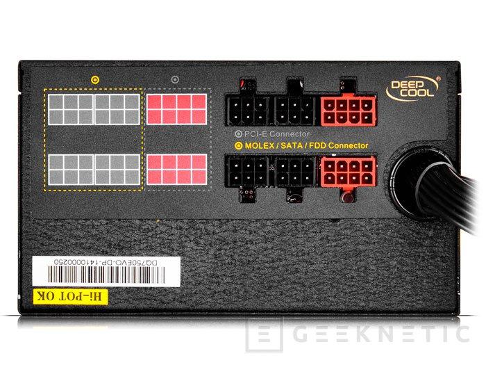 Nueva fuente DeepCool Quanta DQ650 EVO, Imagen 2
