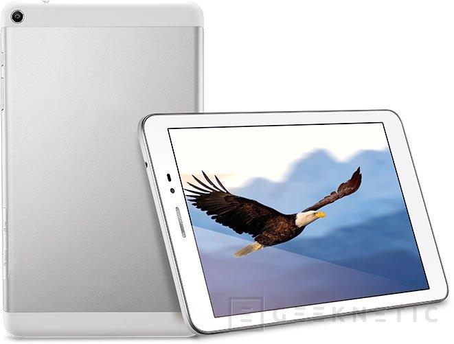 Huawei presenta su tablet barata Honor T1, Imagen 1
