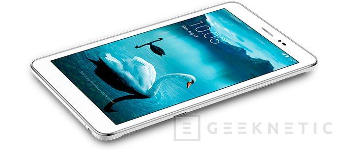 Huawei presenta su tablet barata Honor T1, Imagen 2