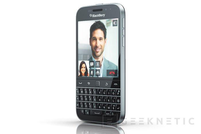 El retorno de BlackBerry a sus orígines ya es oficial, llega la BlackBerry Classic, Imagen 1