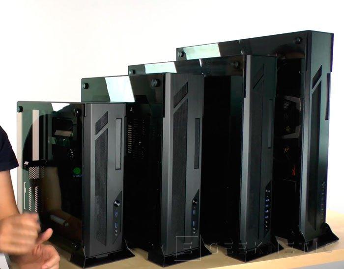 Lian Li lanza su nueva familia de torres O Series con panel de cristal, Imagen 3