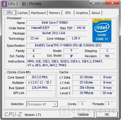 Consiguen alcanzar los 4032 MHz con memorias DDR4, Imagen 1