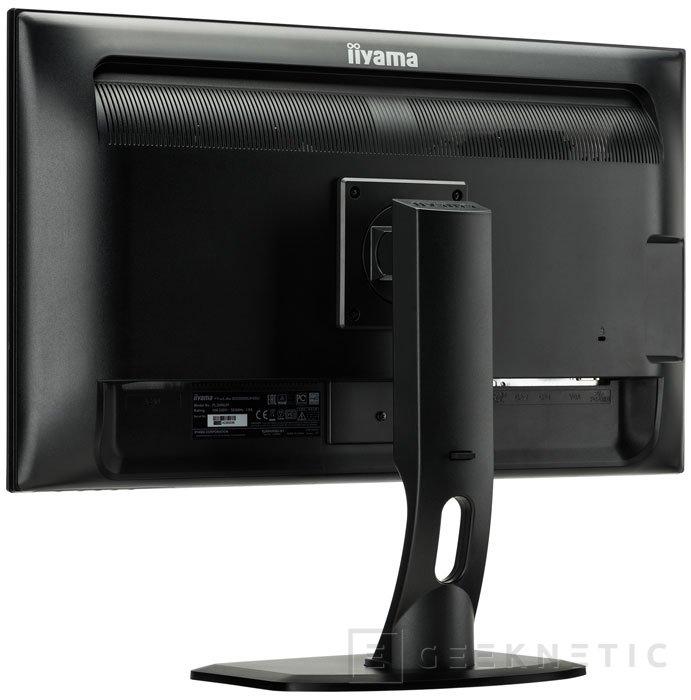 Iiyama pone al a venta el primer monitor con FreeSync, Imagen 2