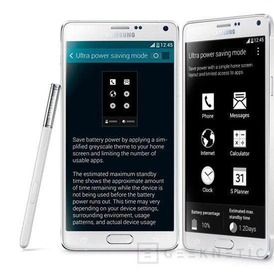 Samsung añade el Snapdragon 810 al Note 4 LTE-A, Imagen 2