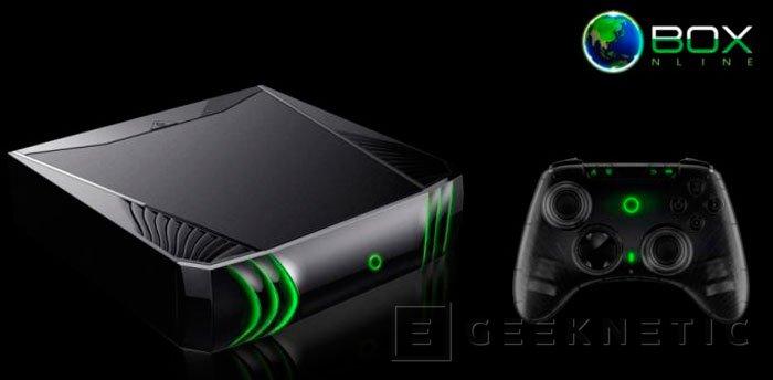 OBox, una nueva consola Android con el Nvidia Tegra K1 en su interior, Imagen 1