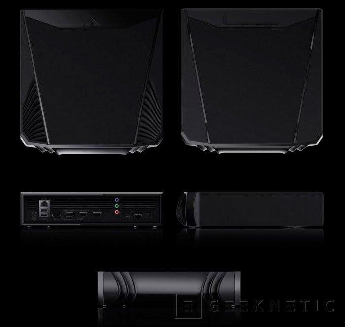 OBox, una nueva consola Android con el Nvidia Tegra K1 en su interior, Imagen 2