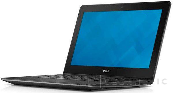 Dell planea el lanzamiento de un Chromebook de 15,6 pulgadas con Broadwell U, Imagen 1