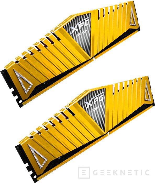 ADATA presenta sus nuevas memorias XPG Z1 DDR4 Gold Edition , Imagen 1