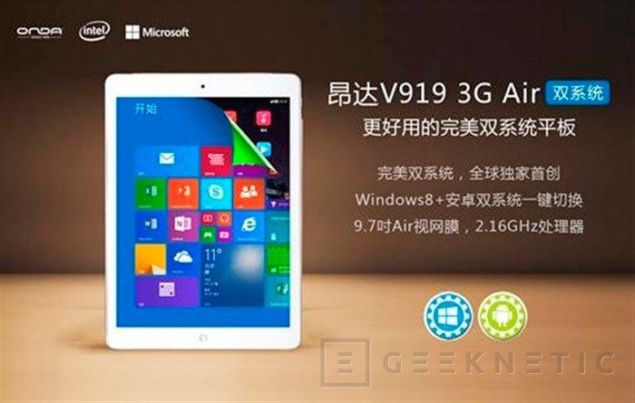 Onda V919 3G Air, un