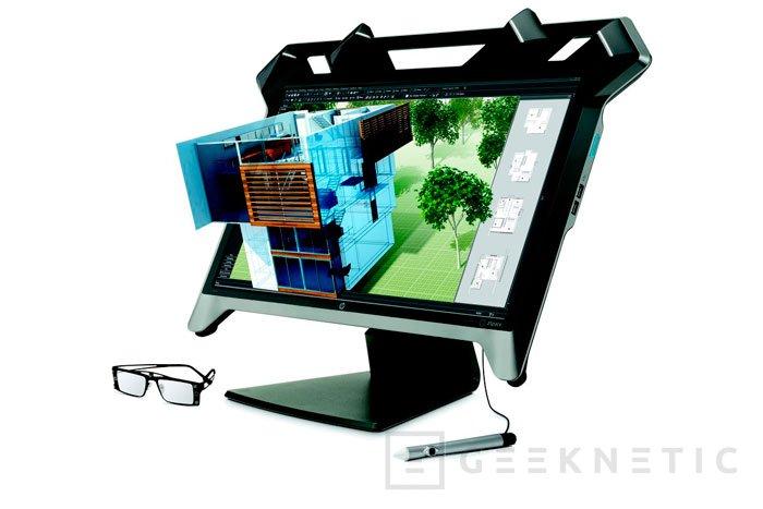 HP sorprende con un monitor de realidad virtual, Imagen 2