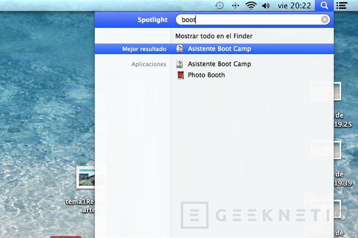 Instalar Windows en un Mac con Boot Camp, Imagen 1