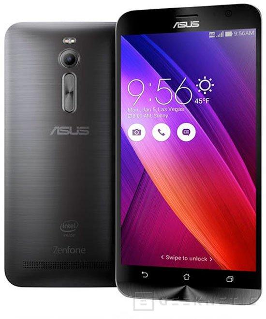 ASUS presenta el  ZenFone 2 con 4 GB de memoria RAM, Imagen 2