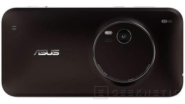 ASUS sorprende con su ZenFone Zoom con zoom óptico 3x , Imagen 2