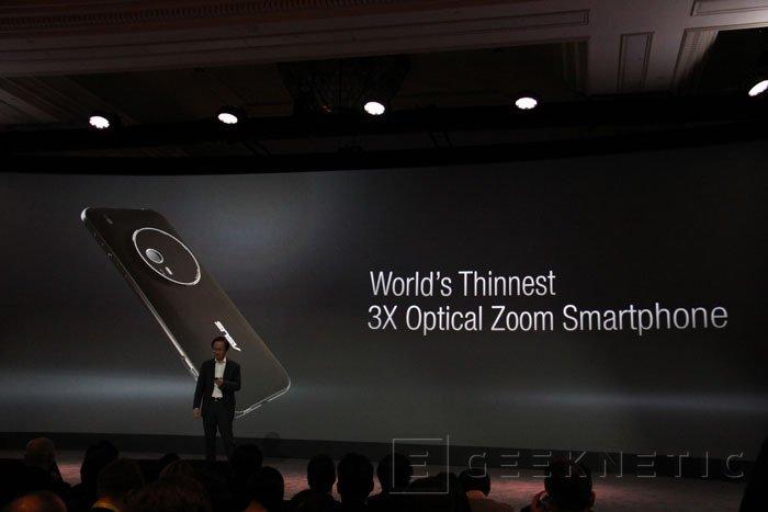 ASUS sorprende con su ZenFone Zoom con zoom óptico 3x , Imagen 3