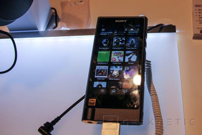 Sony mantiene vivos a los Walkman con un nuevo modelo para entusiastas, Imagen 1
