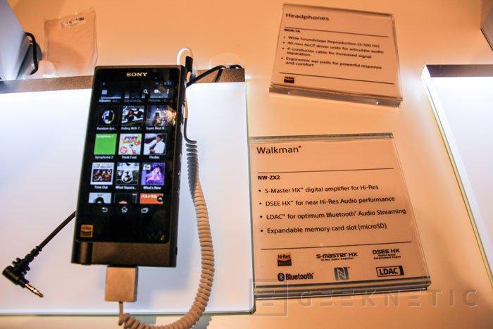 Sony mantiene vivos a los Walkman con un nuevo modelo para entusiastas, Imagen 2