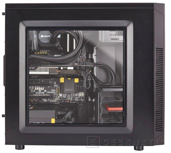 Corsair presenta la nueva torre Carbide 100R , Imagen 1