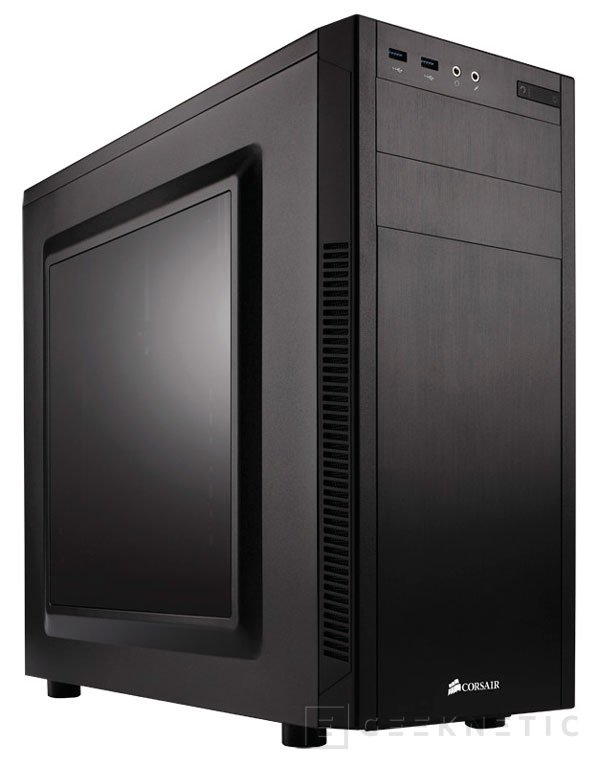 Corsair presenta la nueva torre Carbide 100R , Imagen 2