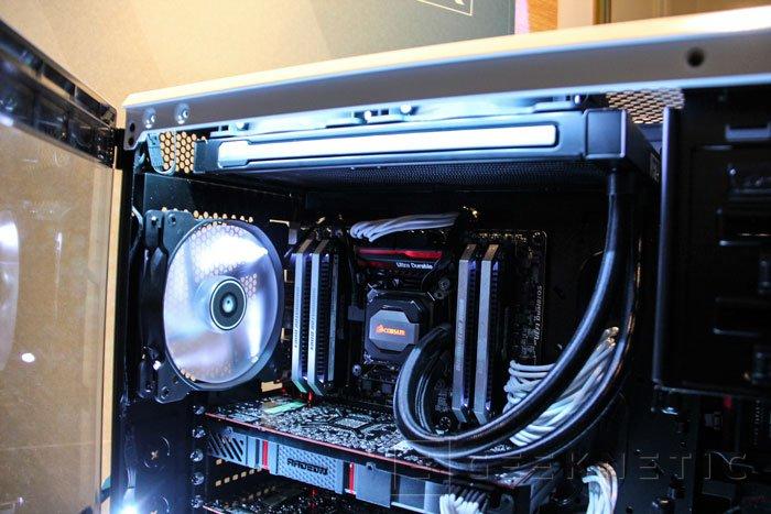Corsair Hydro H110i GT, nuevo sistema integrado de refrigeración líquida para CPU, Imagen 1