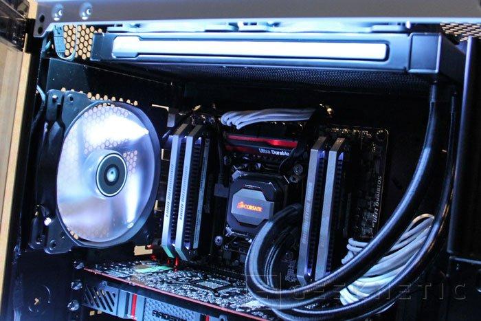 Corsair Hydro H110i GT, nuevo sistema integrado de refrigeración líquida para CPU, Imagen 2