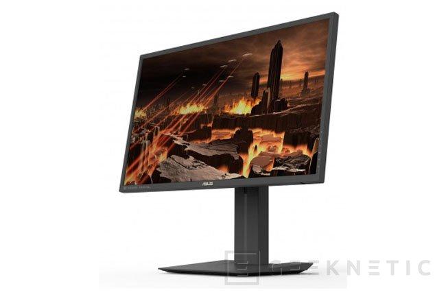 ASUS muestra su monitor IPS de 120 Hz, Imagen 1