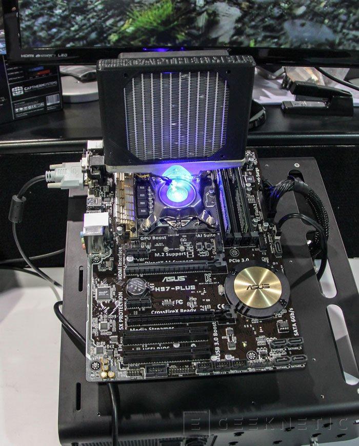 Captherm nos muestra su nuevo disipador multifase, Imagen 3