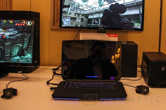 Alienware renueva su portátil gaming de 15 pulgadas , Imagen 2