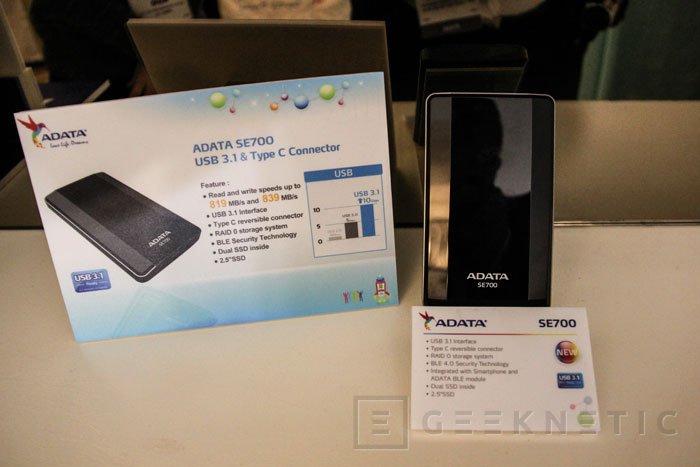 ADATA ya tiene sus primeros dispositivos externos USB 3.1 y Type-C, Imagen 1