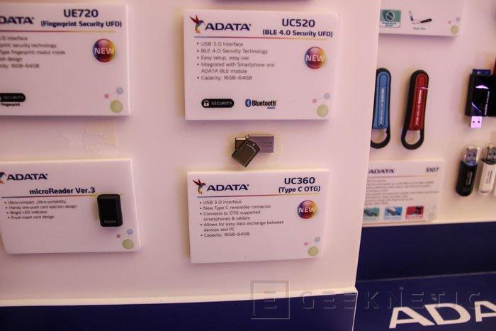 ADATA ya tiene sus primeros dispositivos externos USB 3.1 y Type-C, Imagen 2