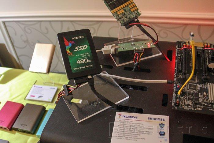 ADATA muestra el SSD empresarial SR1010, Imagen 1