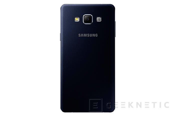 Samsung lanza su terminal más fino hasta la fecha, el Galaxy A7, Imagen 2