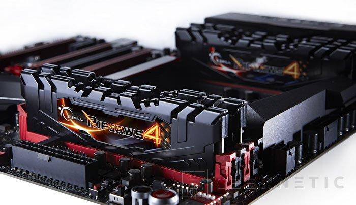 Superan el record de velocidad de memorias DDR4 alcanzando los 4.255 MHz, Imagen 1
