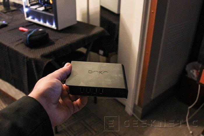NZXT presenta su propio sistema de streaming DOKO, Imagen 1