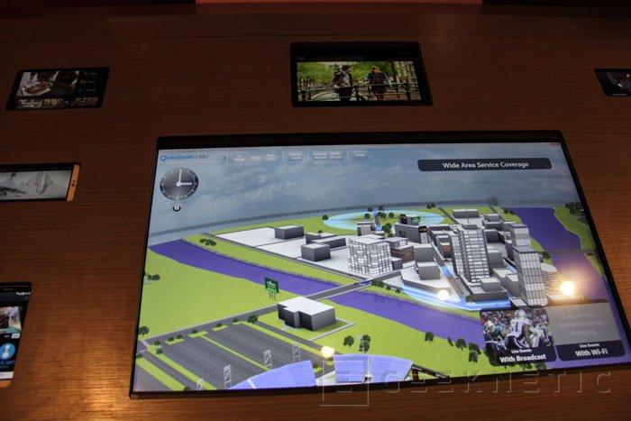 Qualcomm nos muestra nuevos usos y tecnologías basadas en el LTE, Imagen 1
