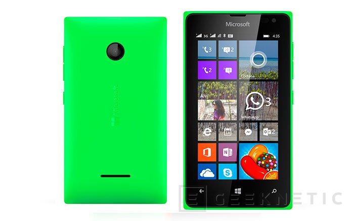 Microsoft lanza los Lumia 435 y 532 de gama baja por menos de 80 Euros, Imagen 2