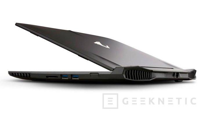 Gigabyte actualiza la familia de portátiles gaming Aorus con GTX 970M y GTX 965M en SLI, Imagen 2