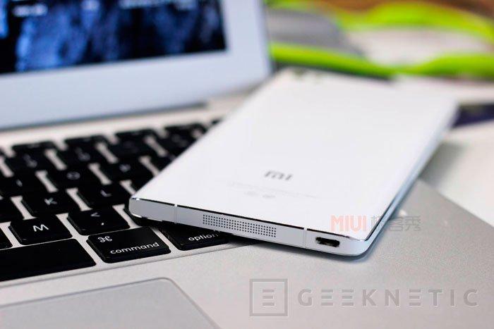 Xiaomi presenta su nuevo smartphone Mi Note en dos versiones diferentes, Imagen 2