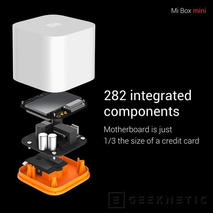 Xiaomi sorprende con su Mi Box Mini, un pequeño reproductor multimedia, Imagen 1