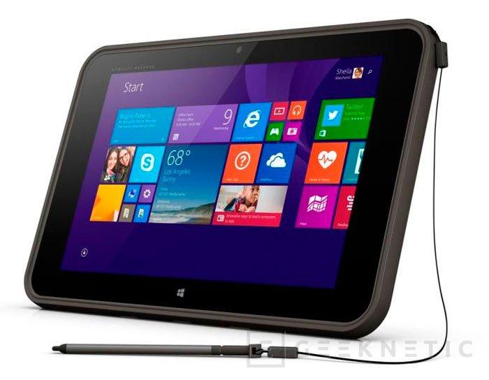 HP lanza dos nuevos tablets con Windows y Android para el sector educativo, Imagen 1