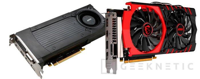 MSI lanza tres modelos diferentes basados en la GeForce GTX 960, Imagen 1