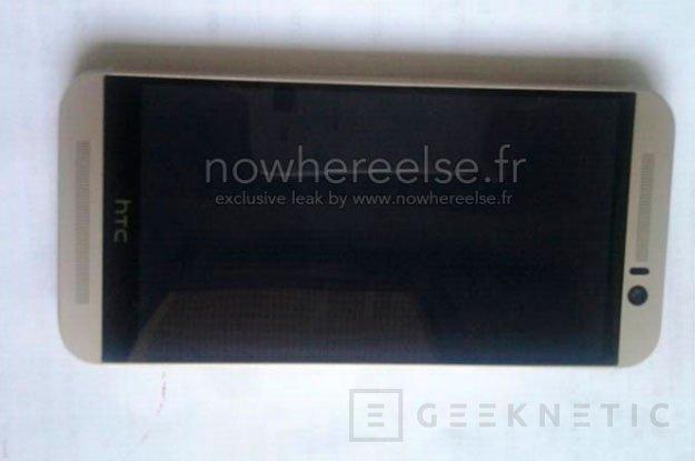 Recopilamos todos los detalles filtrados sobre el HTC One M9, Imagen 3