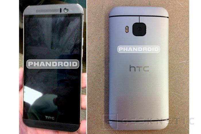 Recopilamos todos los detalles filtrados sobre el HTC One M9, Imagen 2