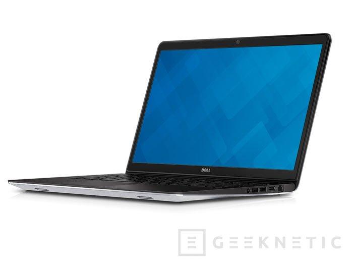 Dell Inspiron 15 7000, portátiles 4K desde 1049 Euros, Imagen 1