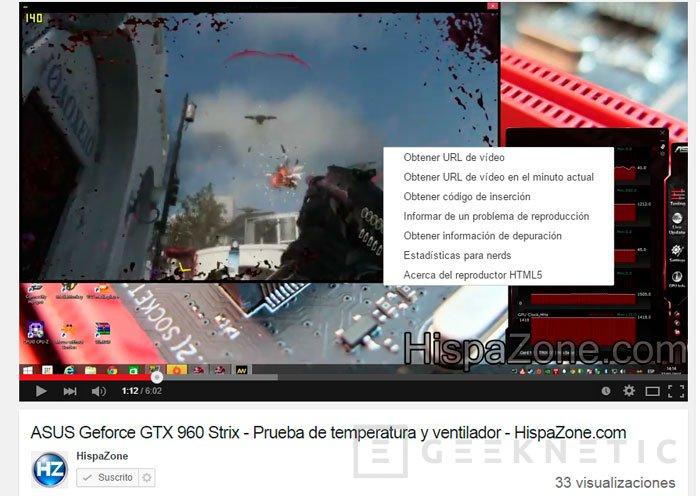 Youtube da el salto completo a HTML5 y abandona flash como reproductor por defecto, Imagen 1