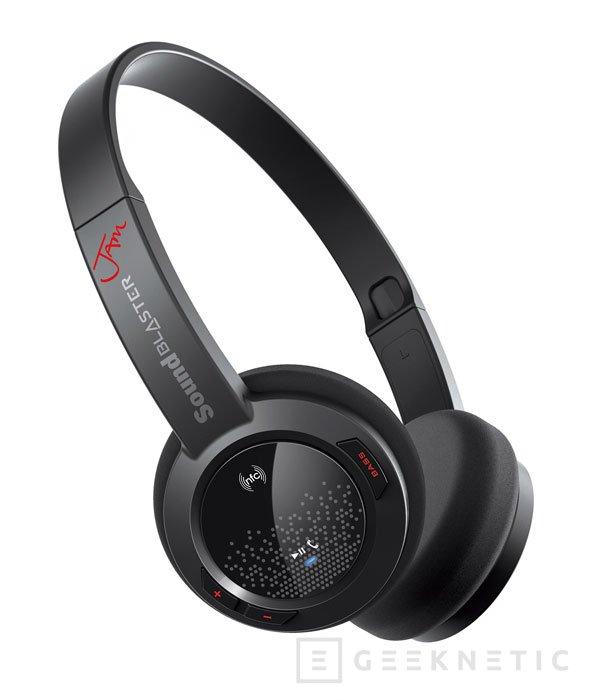 Sound Blaster JAM, nuevos auriculares inalámbricos de Creative, Imagen 1