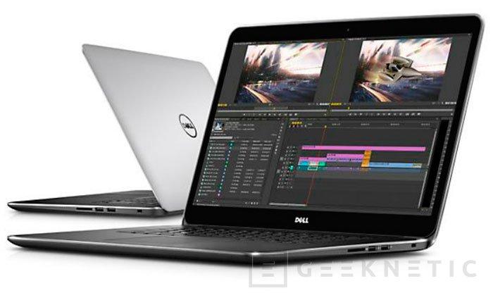 Dell Actualiza su workstation ultrafina M3800 con nuevos paneles IGZO2 4K y Thunderbolt 2, Imagen 1