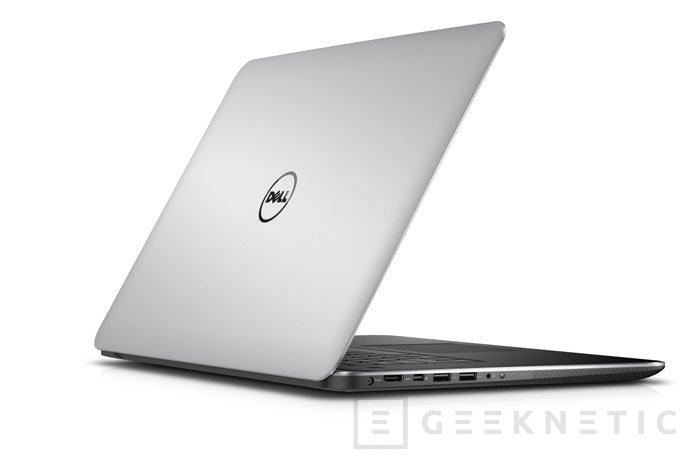 Dell Actualiza su workstation ultrafina M3800 con nuevos paneles IGZO2 4K y Thunderbolt 2, Imagen 2