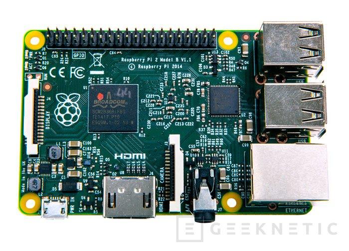 La Raspberry Pi aumenta su potencia con una nueva CPU de cuatro núcleos, Imagen 1